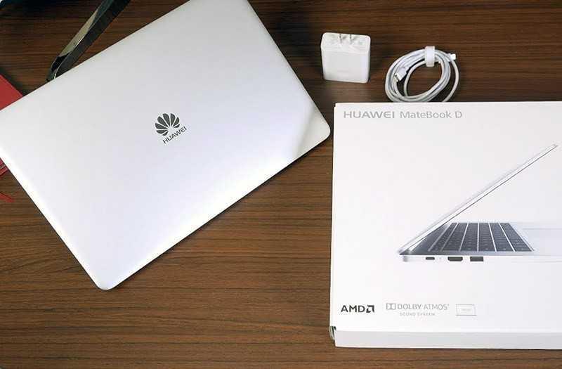 Huawei MateBook D 14 (AMD 53010 ECR)