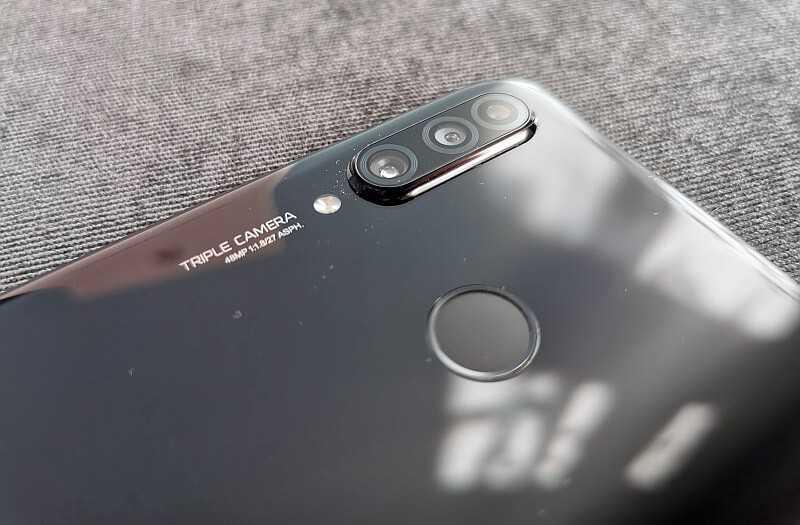 Huawei P30 Lite камеры
