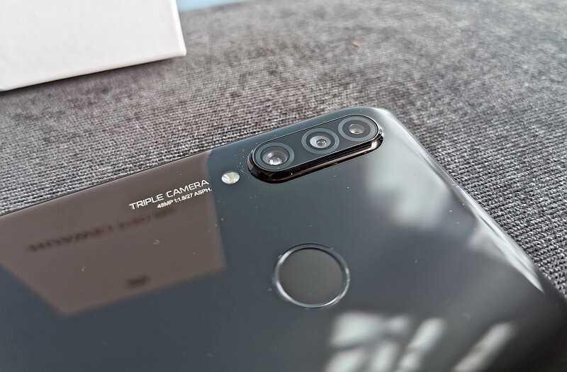 Характеристики Huawei P30 Lite