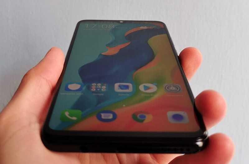 Huawei P30 Lite дисплей