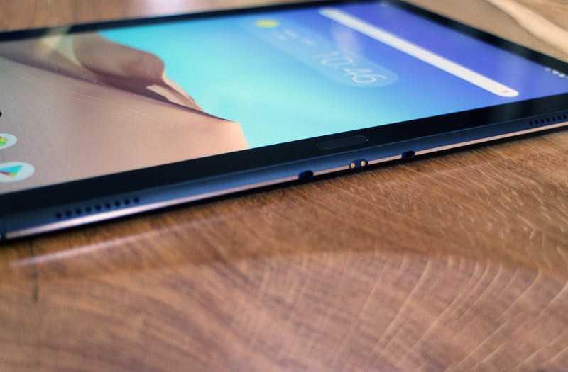 Характеристики Lenovo Smart Tab P10