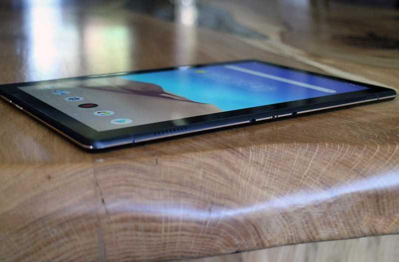 Lenovo Smart Tab P10 автономность