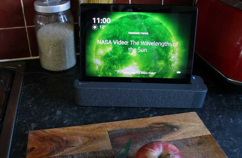 Lenovo Smart Tab P10 обзор