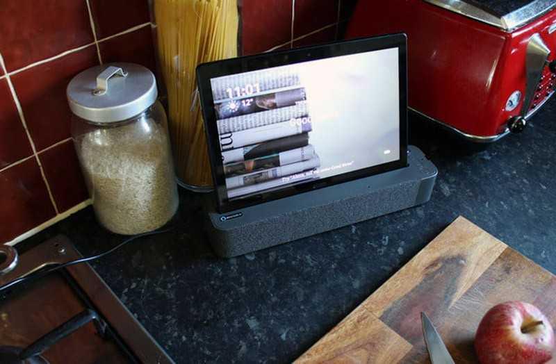 Lenovo Smart Tab P10 умный дисплей
