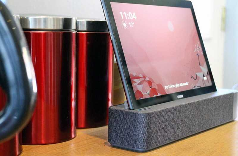 Lenovo Smart Tab P10 отзывы