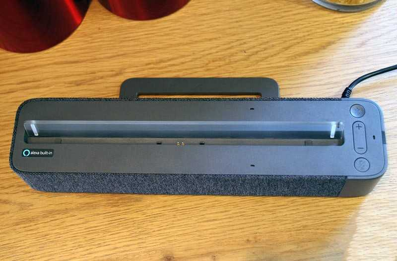 Lenovo Smart Tab P10 док-станция
