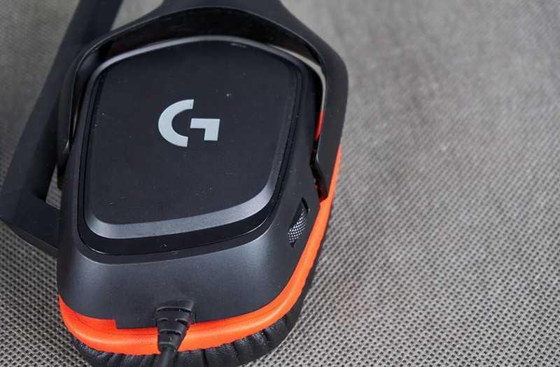 Logitech G332 отзывы