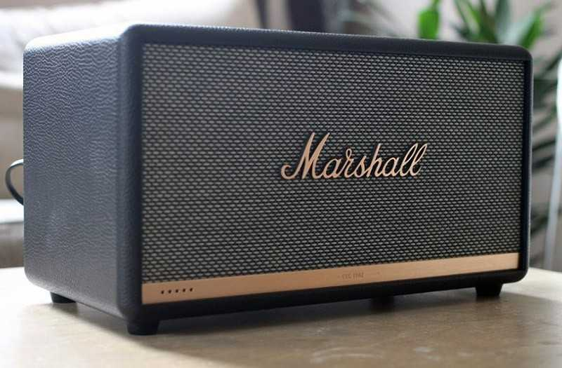 Marshall Stanmore II дизайн