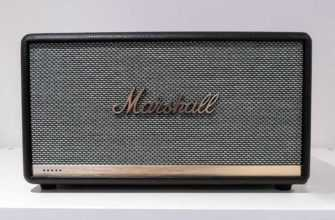 Обзор Marshall Stanmore II: громкий звук с Alexa — Отзывы TehnObzor