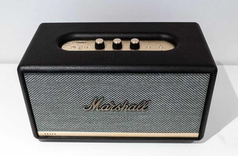 Колонка Marshall Stanmore II