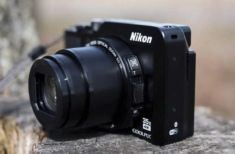 Обзор Nikon Coolpix A1000