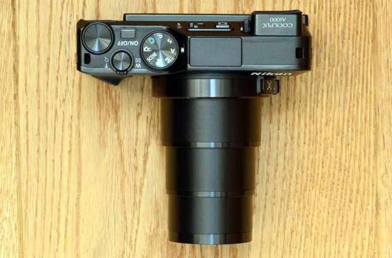 Nikon Coolpix A1000 производительность