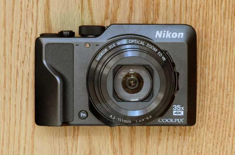 Nikon Coolpix A1000 обзор