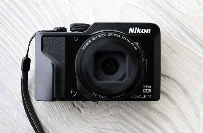Nikon Coolpix A1000 внешний вид