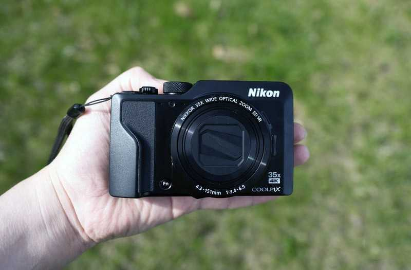 Обзор Nikon Coolpix A1000: 30-х зум и маленький сенсор — Отзывы TehnObzor