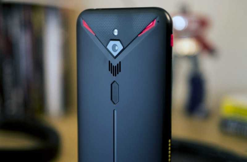 Nubia Red Magic 3 камера