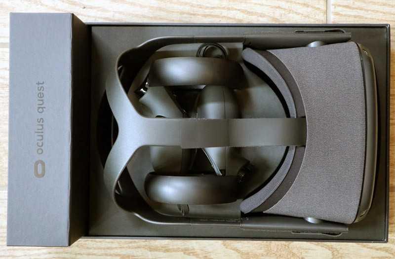 Oculus Quest обзор