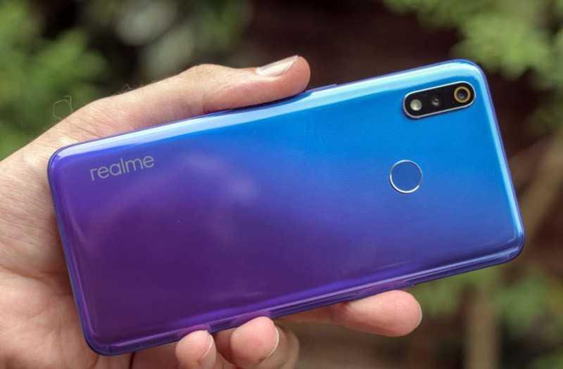 Характеристики Realme 3 Pro