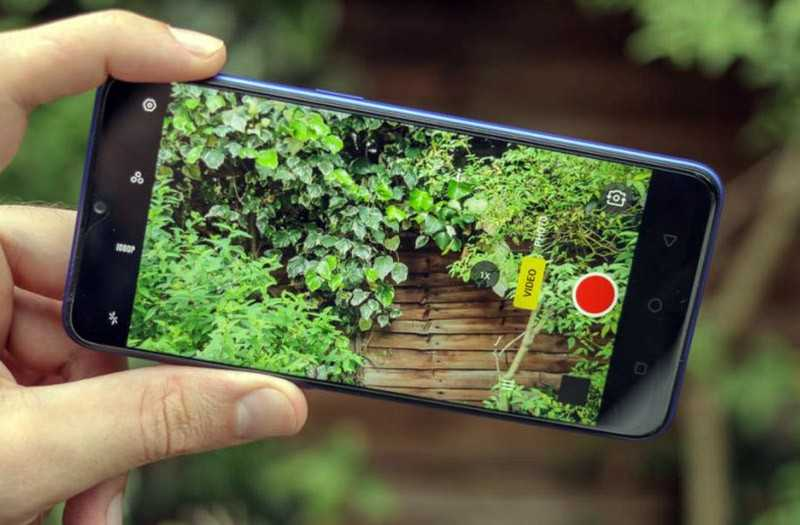 Камера Realme 3 Pro