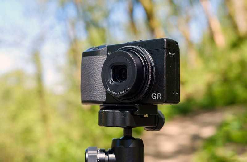 Обзор Ricoh GR III: компакт-камера снимающая как DSLR — Отзывы TehnObzor