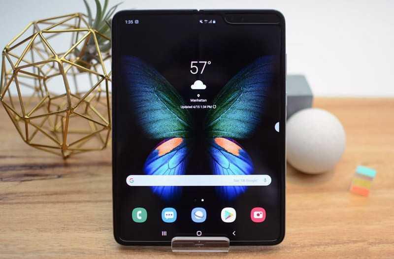 Обзор Samsung Galaxy Fold