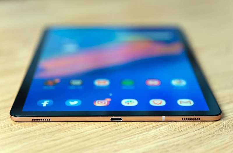 Обзор Samsung Galaxy Tab S5e