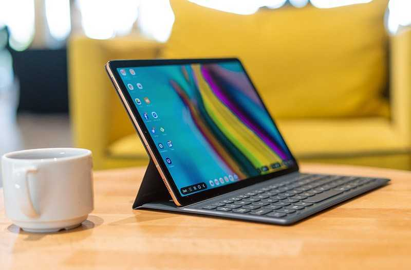 Дизайн и внешний вид Samsung Galaxy Tab S5e