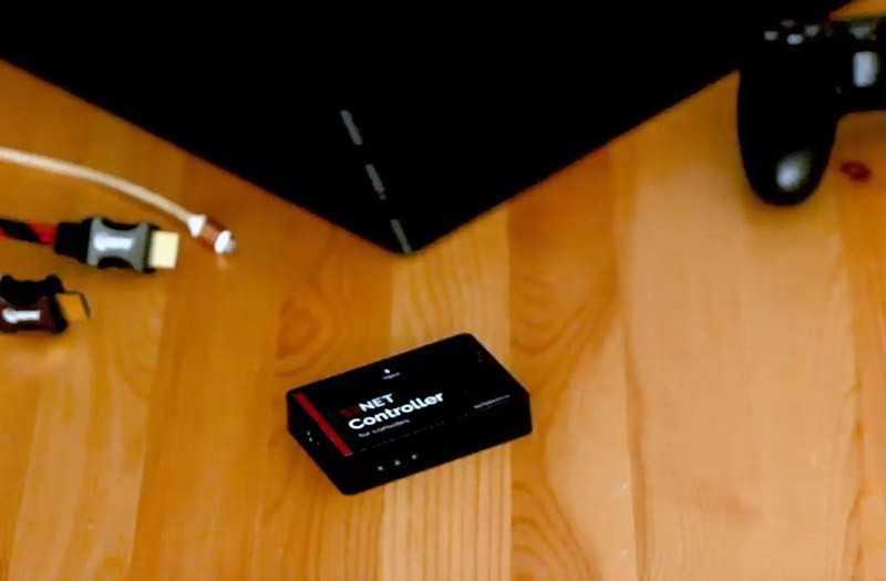 Обзор SENET controller – устройство для управления игровой консолью