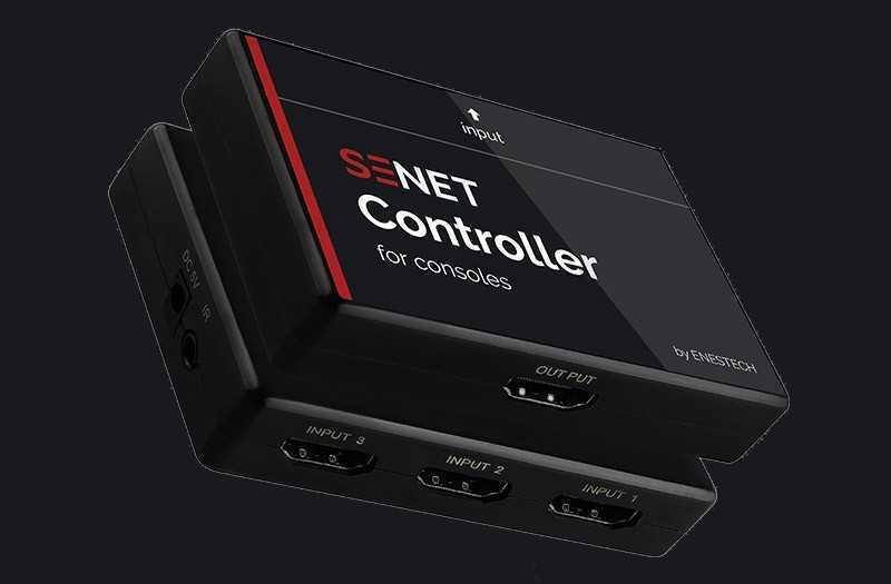 Обзор SENET controller: устройство управления игровой консолью — Отзывы TehnObzor