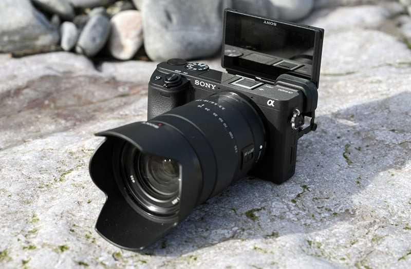 Sony A6400 обзор