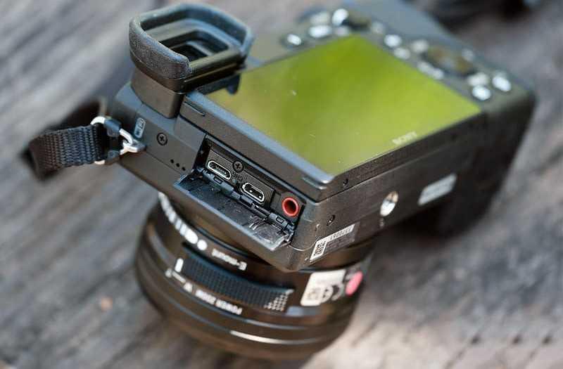 Sony A6400 характеристики