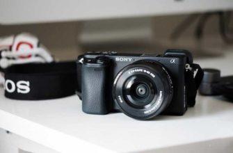 Обзор Sony A6400: беззеркалка с лучшим автофокусом — Отзывы TehnObzor