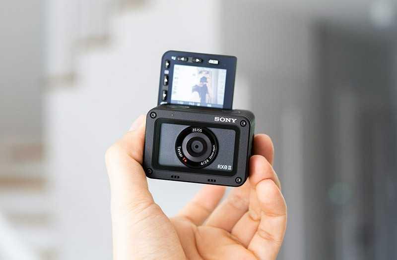 Sony RX0 II качество съёмки