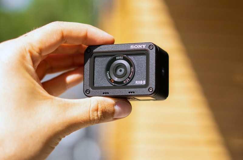 Обзор Sony RX0 II: профессиональная экшн-камера — Отзывы TehnObzor