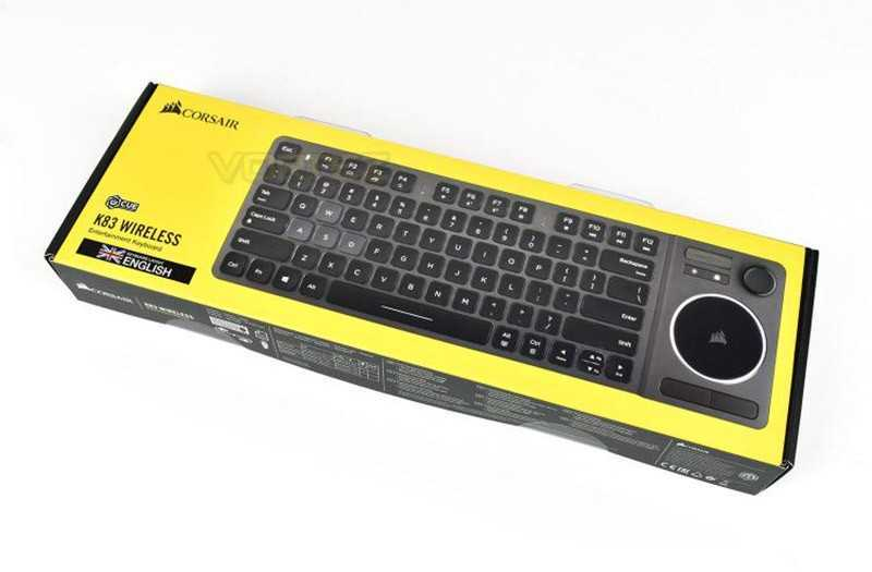 Corsair K83 Wireless отзывы