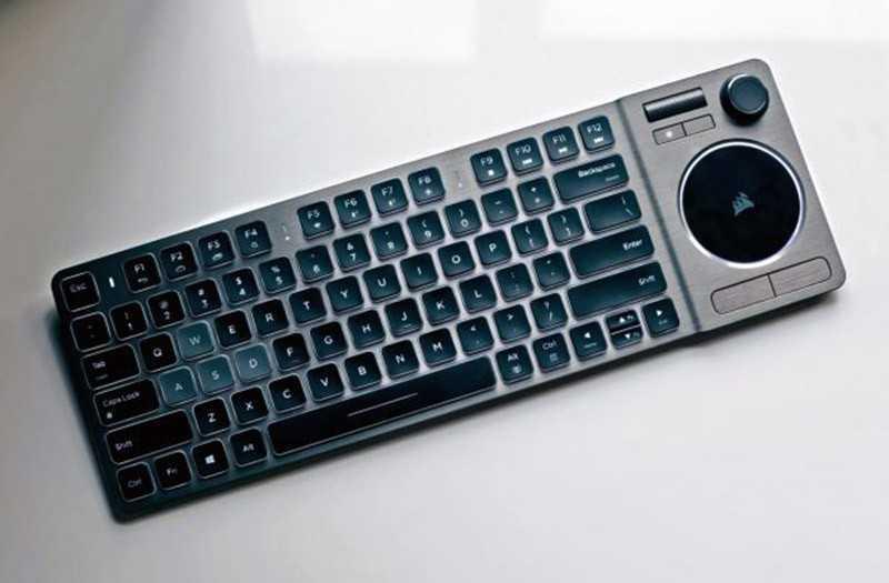 Клавиатура Corsair K83 Wireless