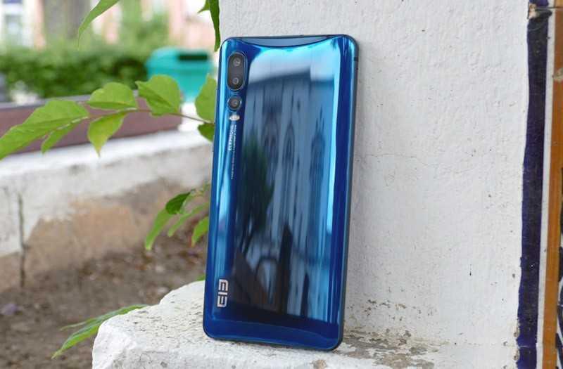 Elephone U2 обзор