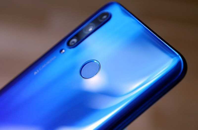 Камера Honor 20 Lite