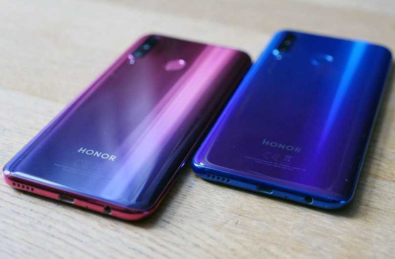Телефон Honor 20 Lite