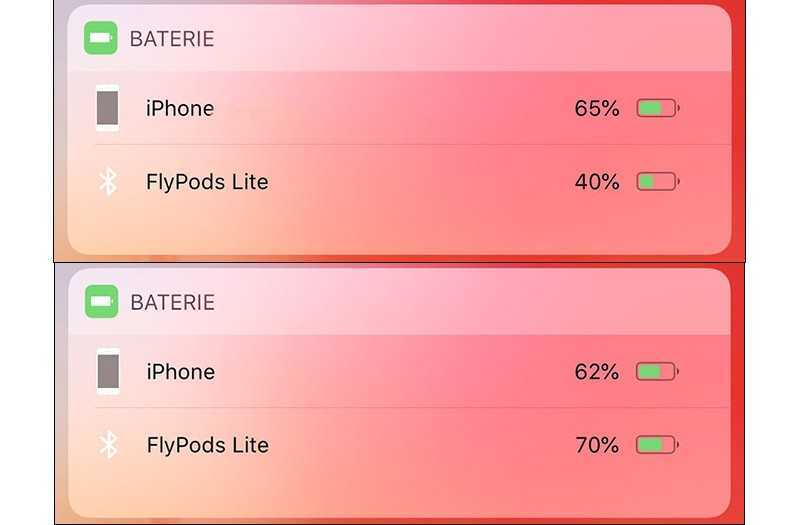 Honor FlyPods Lite автономность