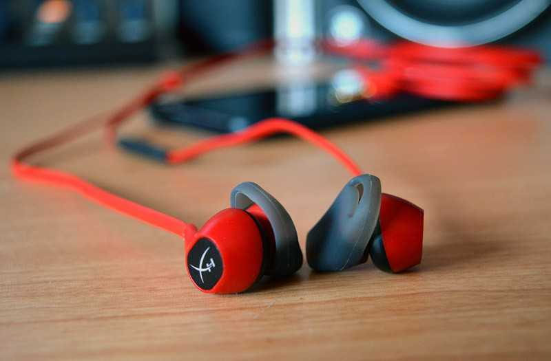 Обзор HyperX Cloud Earbuds