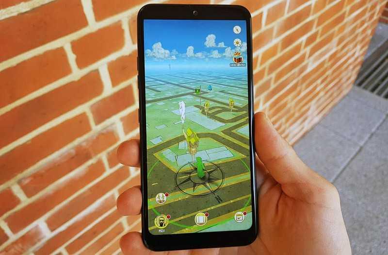LG Q60 производительность