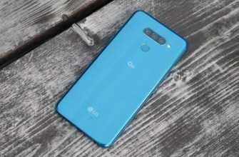 Обзор LG Q60: смартфон с завышенной ценой — Отзывы TehnObzor