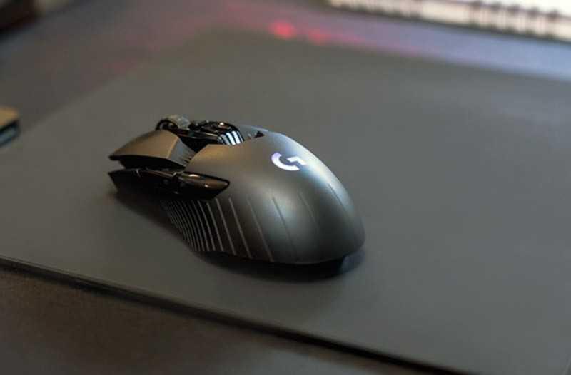 Logitech G903 Lightspeed Wireless игровая мышь