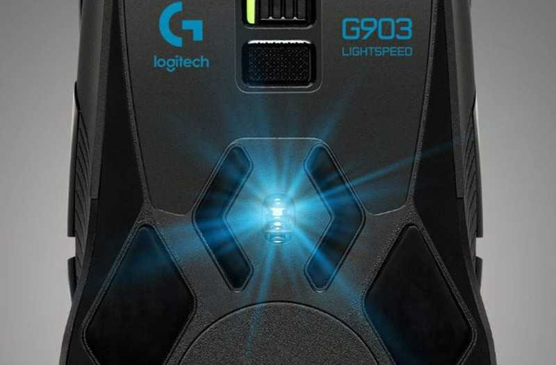 Тест Logitech G903 Lightspeed Wireless