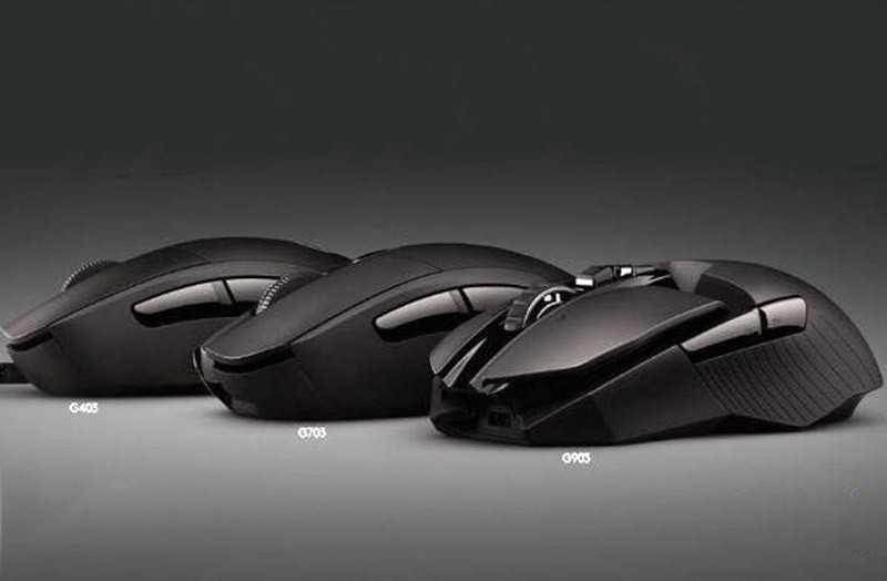 Logitech G903 Lightspeed Wireless обзор
