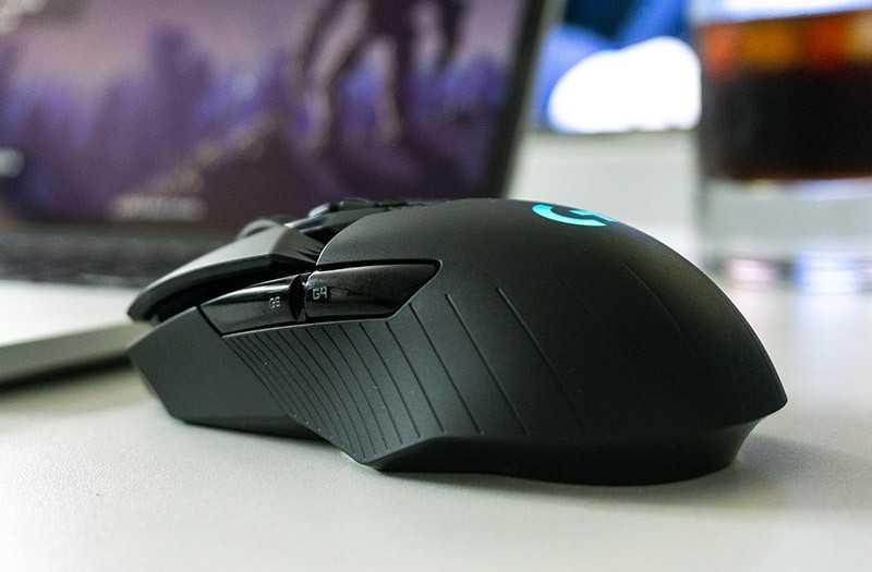 Игровая мышь Logitech G903 Lightspeed Wireless
