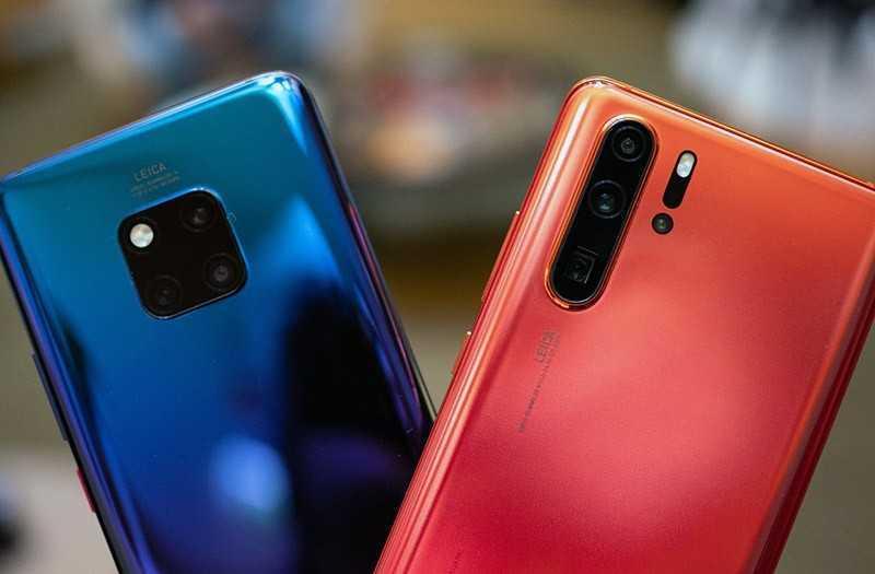 Самый лучший телефон Huawei?