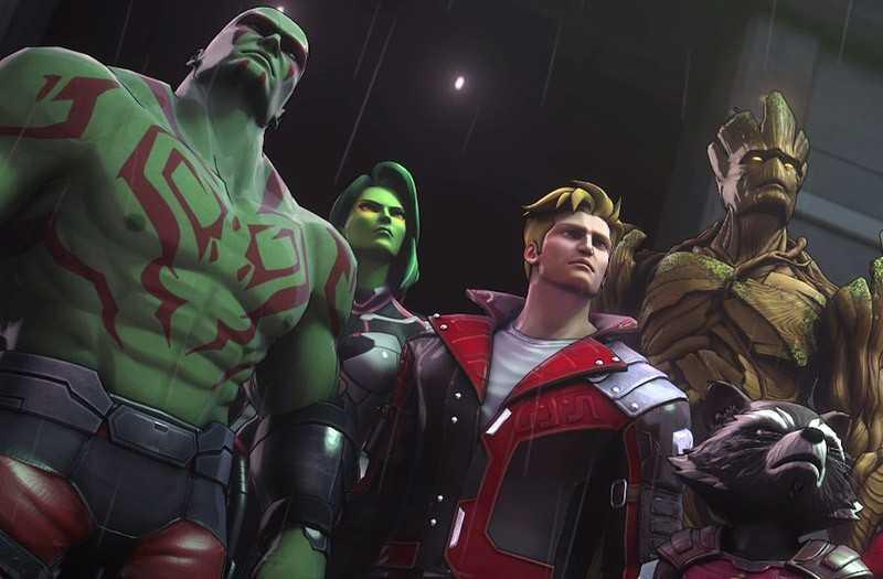 Marvel Ultimate Alliance 3 рай для фанатов Marvel