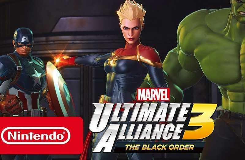 Обзор Marvel Ultimate Alliance 3